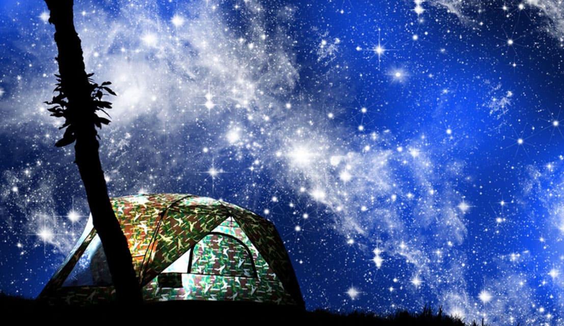 Quelques conseils pour dormir à la belle étoile