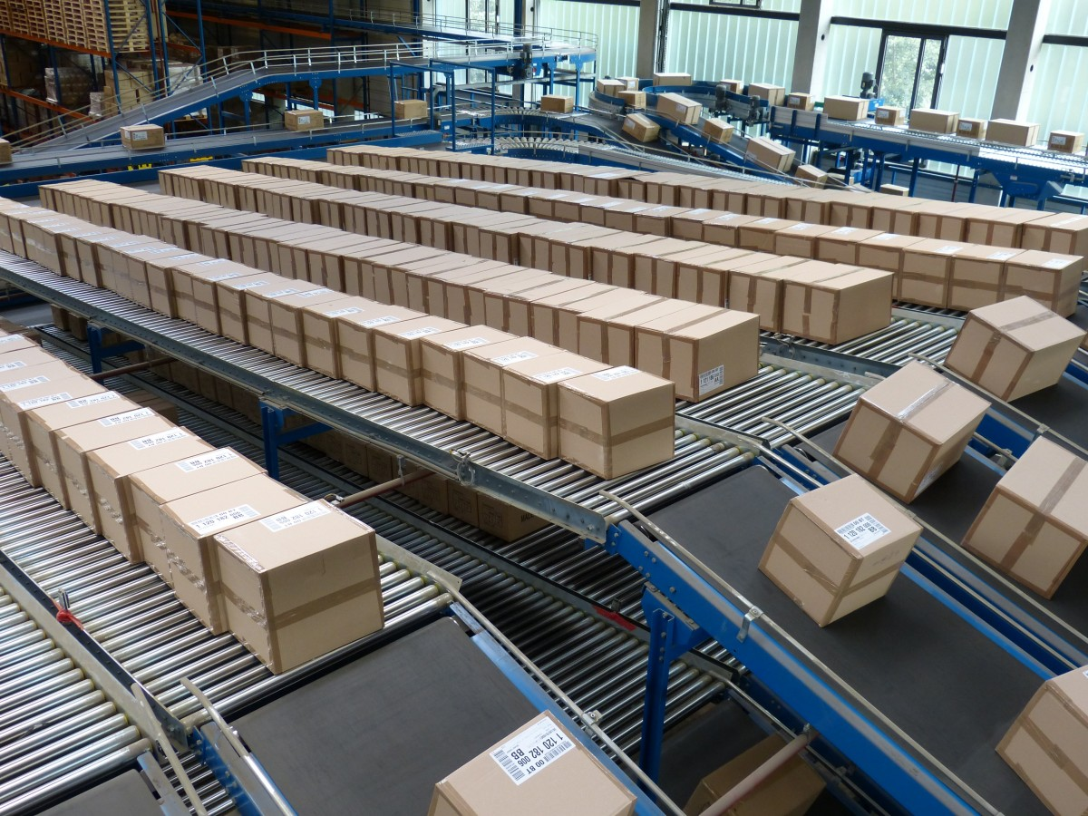 Le marché de l'emballage industriel
