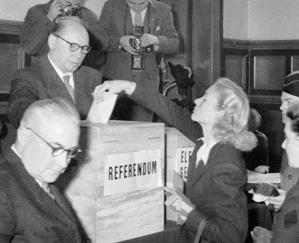 Droit de vote des femmes dans le monde